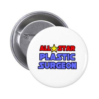 Cirujano plástico de All Star Pins