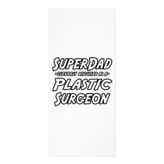 Cirujano plástico de SuperDad… Tarjetas Publicitarias Personalizadas