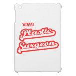 Cirujano plástico del equipo