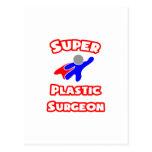 Cirujano plástico estupendo postales