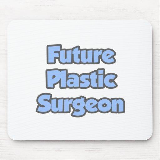 Cirujano plástico futuro alfombrillas de ratones