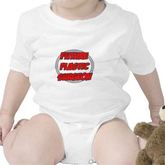 Cirujano plástico futuro camisetas