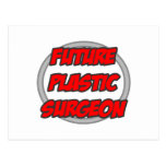 Cirujano plástico futuro postales