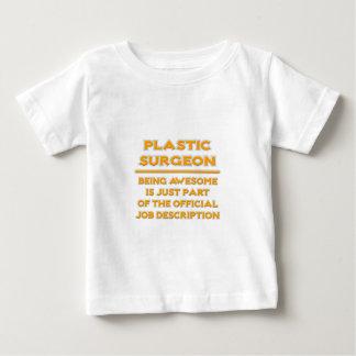 Cirujano plástico impresionante.  Descripción de Playera De Bebé