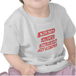Cirujano plástico impresionante diario del recorda camisetas