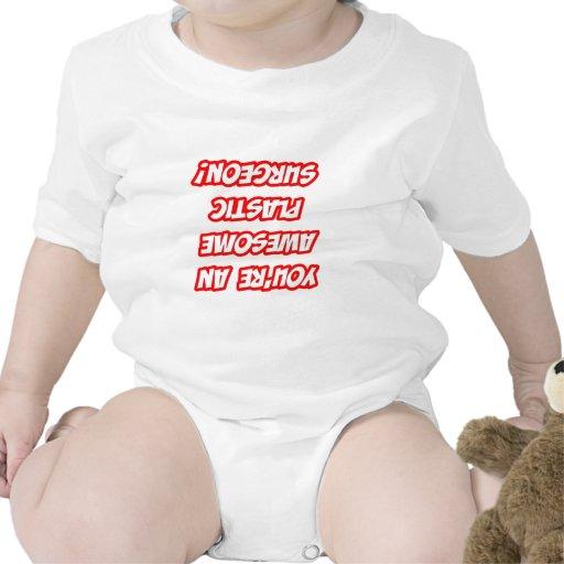 Cirujano plástico impresionante diario del recorda camiseta