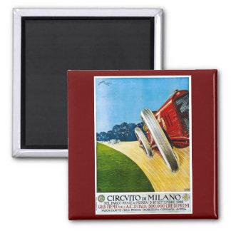 Cirvito De Milano 1922 2 Inch Square Magnet