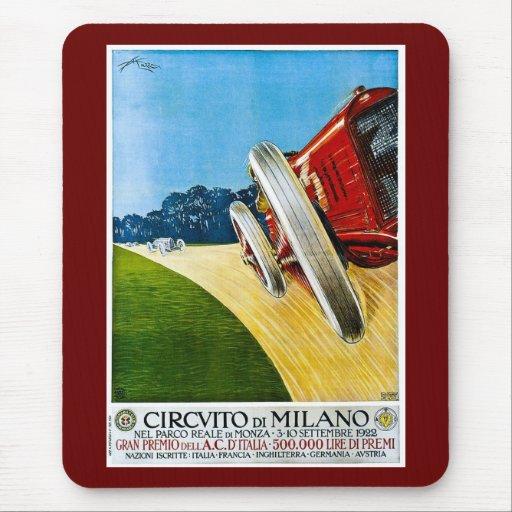 Cirvito De Milano 1922 Alfombrillas De Ratones