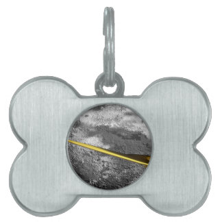 Cis Lunar Space Pet Name Tags