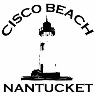 Cisco Beach Lighthouse Design Cut Outs