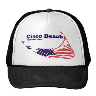 """Cisco Beach """"Surf"""" Design. Trucker Hat"""