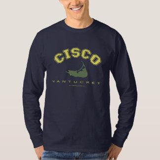 Cisco en Nantucket Playera