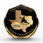 Cisco Loboes State Champs Awards