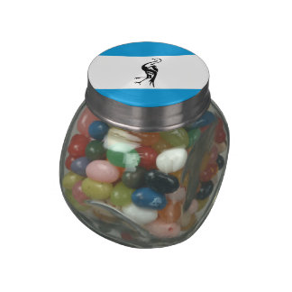 Ciskei Jelly Belly Candy Jars