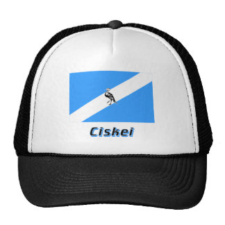 Ciskei Flag with Name Hats