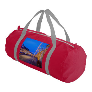 Cisnadie Christmas decorations Duffle Bag