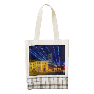 Cisnadie Christmas decorations Zazzle HEART Tote Bag