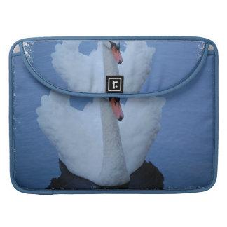 """Cisne 15"""" la bolsa de mensajero fundas para macbooks"""