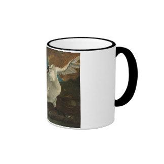 Cisne Asselijn de la taza