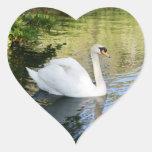 Cisne Colcomanias Corazon