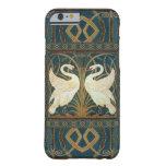 Cisne de la grúa de Gualterio, precipitación y Funda Para iPhone 6 Barely There