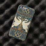 Cisne de la grúa de Gualterio, precipitación y Funda De iPhone 6 Tough