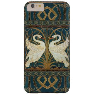 Cisne de la grúa de Gualterio, precipitación y Funda Para iPhone 6 Plus Barely There