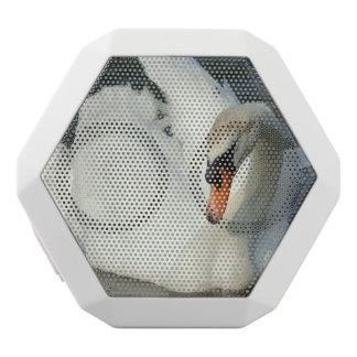 Cisne de la natación altavoces bluetooth blancos boombot REX