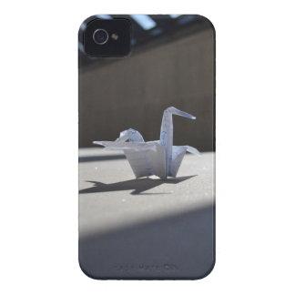 Cisne de papel Case-Mate iPhone 4 cárcasas
