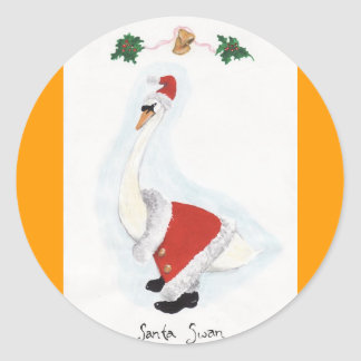 Cisne de Santa Etiqueta