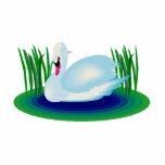 Cisne de Swerra Esculturas Fotográficas