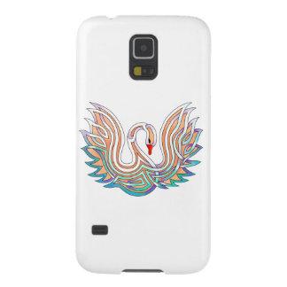 Cisne Funda Para Galaxy S5