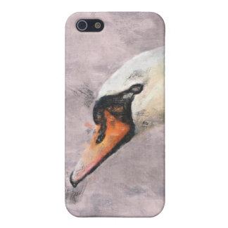 Cisne iPhone 5 Carcasa