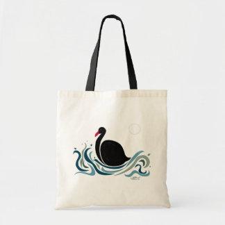 Cisne negro bolsa