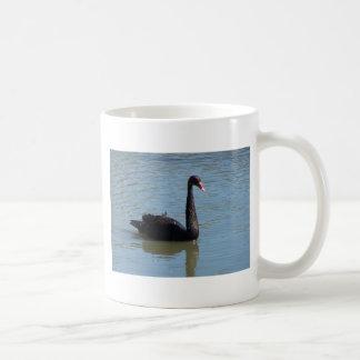 Cisne negro tazas