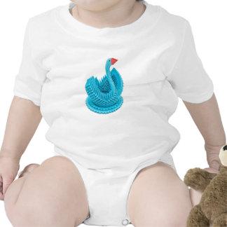 cisne trajes de bebé