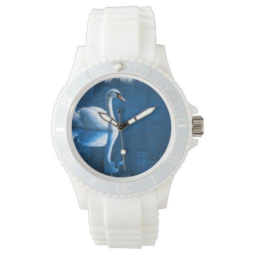 Cisne Reloj De Mano