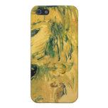 Cisnes de Berthe Morisot iPhone 5 Carcasa