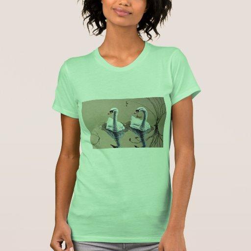 Cisnes mudos camisas