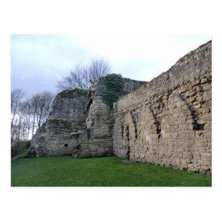 Cistercian Abbey Ruins in Culross Postcard