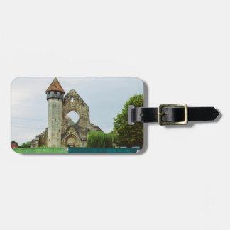 Cistercian church, Carta Tags For Bags