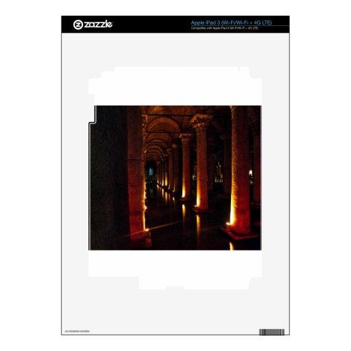 Cisterna 3 de la basílica iPad 3 skins