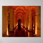 Cisterna de la basílica impresiones