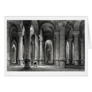 Cisterna de Philoxenos Tarjeta De Felicitación