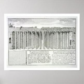 Cisterna debajo del hipódromo, Constantinopla, Tu Posters