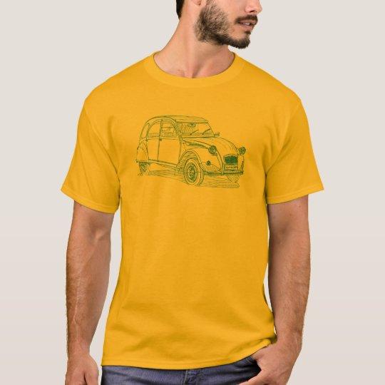 Cit 2CV T-Shirt
