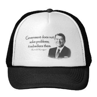 Cita 1 de Reagan Gorras De Camionero