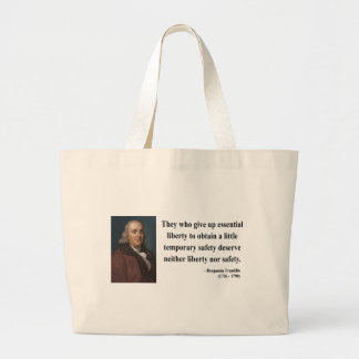 Cita 1b de Ben Franklin Bolsa