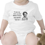 Cita 1b de Eleanor Roosevelt Trajes De Bebé