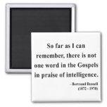 Cita 2a de Bertrand Russell Iman De Frigorífico